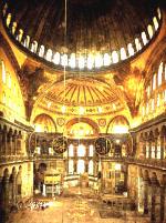 Haghia Sophia - Constantinople